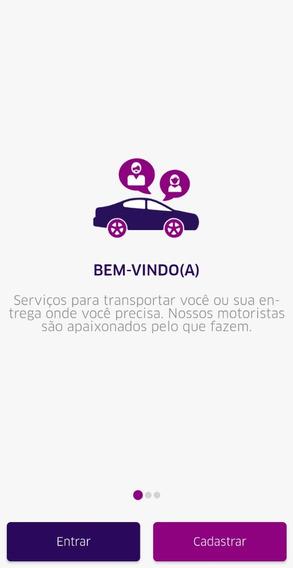 Aplicativo Tipo Uber (mototáxi, Carro Particular, Táxi)
