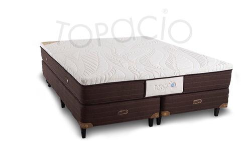 Sommier Topacio 3g Martinica 1,60 X 2,00 Alta Densidad