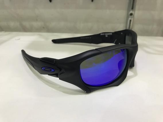 Óculos Pit Boss Azul Polarizado Co00-006378