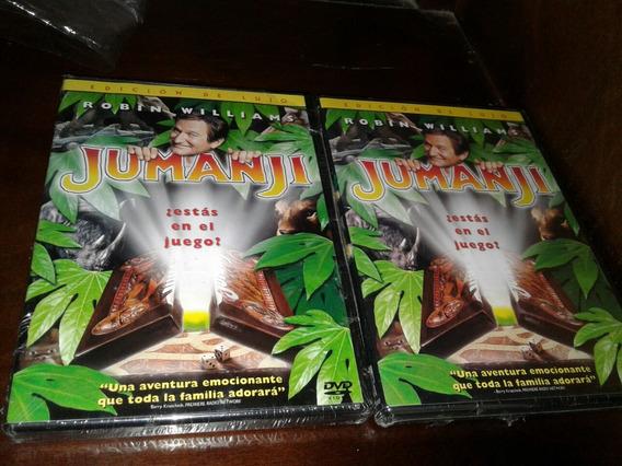 Jumanji Español Latino Pelicula En Dvd