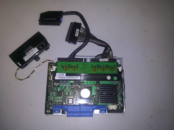 Placa Controladora Dell Perc 5 0tu005 256mb Com Bateria (4)