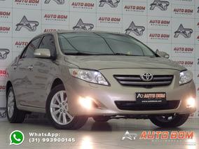 Toyota Corolla 1.8 16v Se-g Flex Aut. 4p