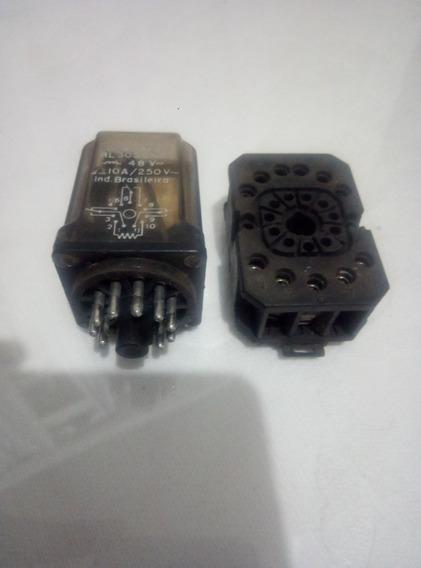 Relé Interface Schrack - 220v