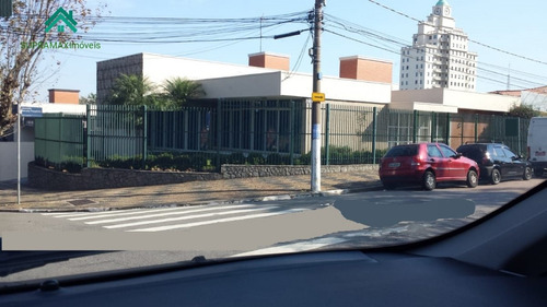 Casa Comercial À Venda Avenida Jundiaí-sp - Ca-bertho-0108