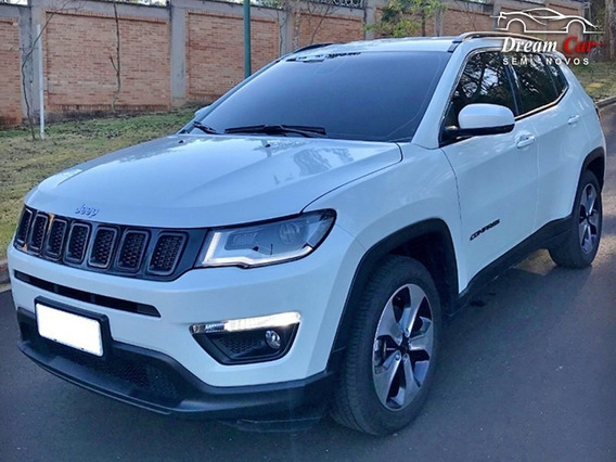 Jeep Compass Longitude 2.0 Branco 2017