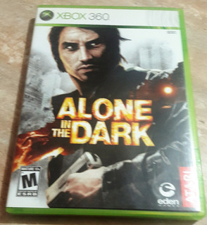 Alone In The Dark Para Xbox 360