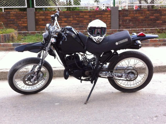 Motocicleta Ts 125