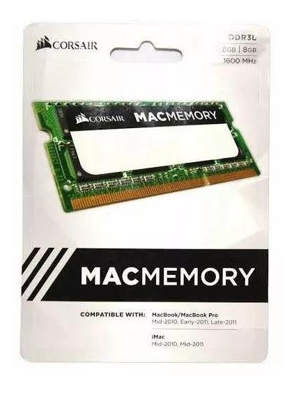 Memoria Notebook 8ghz Memory Ddr3 Pc 3 L