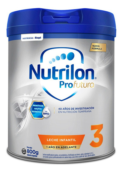 Leche Nutrilon Profutura 3. 3 Latas X 800 Gr. Openfarma