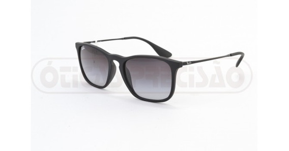Óculos De Sol Ray Ban Chris Rb4187l 622/8g Acetato Unissex