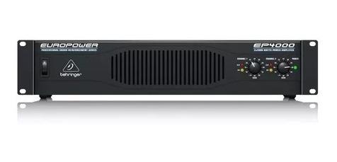 Amplificador De Potência Ep4000