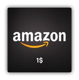 Amazon Gift Card Región Usa 1 Usd Codigo Digital