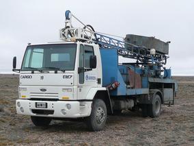 Equipo De Perforación Meyhew 1000 - Ford Cargo 1317 Año 2006