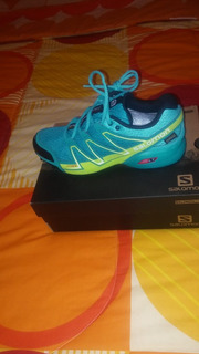 Zapatillas Salomon Speedcross Vario Gtx Goretex