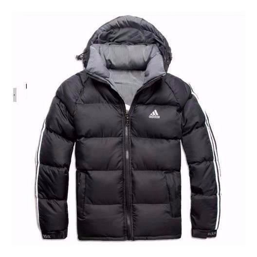 Jaqueta Casaco adidas Reforçado Acolchoado Inverno Intenso