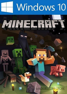 Licencia Minecraft Windows 10 Original - Entrega Rapida