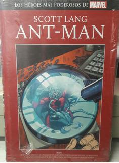 Libro Los Héroes De Marvel Numero 50