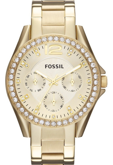 Relógio Fossil Feminino Es3203/4dn