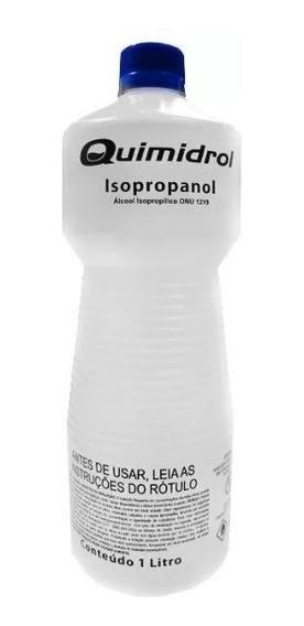 Álcool Isopropanol Isopropílico 1 Litro - 99,9% Puro