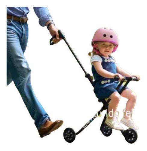 Imagen 1 de 6 de Coche Multiuso Tipo Bicicleta Para Niños