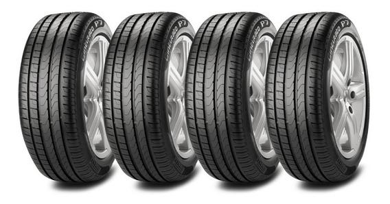 Combo X4 205/60r16 Pirelli P7 Cinturato 92v Pm