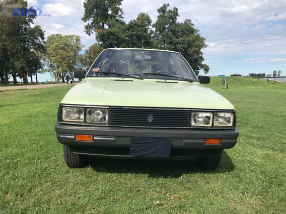 Renault R11 1.4 1987 Único Con 60.000km Linaut
