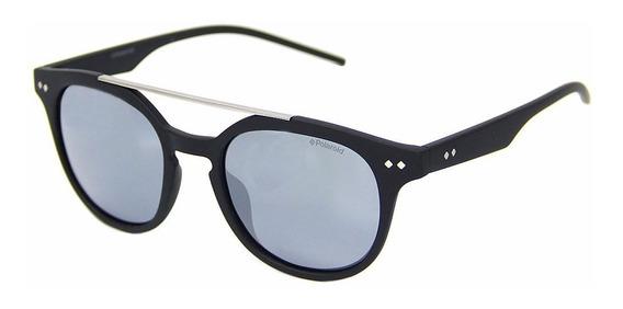 Óculos De Sol Polaroid 1023 Polarizado Arredondado