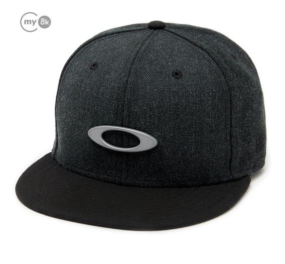 Bone Oakley Original Com Logo Metal O-justable Tincan Cap