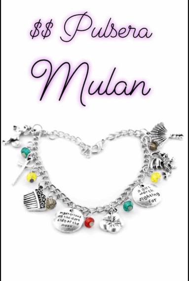 Pulsera Mulan