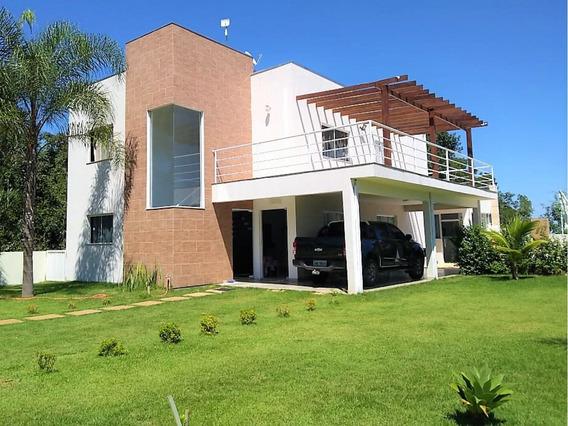 Casa A Venda No Loteamento Ninho Verde 2 - 4060411v