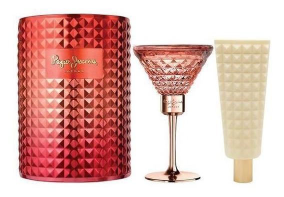 Perfume Pepe Jeans London For Her Eau De Parfum Feminino 80