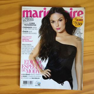 Revista Marie Claire 258 Set2012 Transex / Isis Valverde Tx