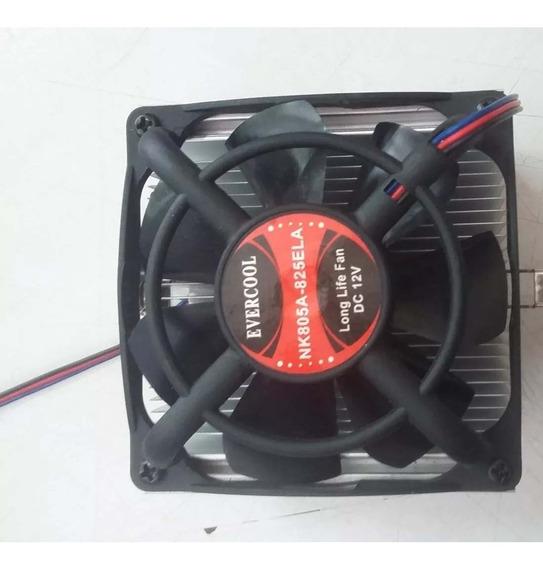 Cooler Para Cpu Evercool Nk805a-825ea