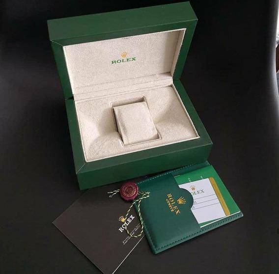 Caixa Verde C/documentos