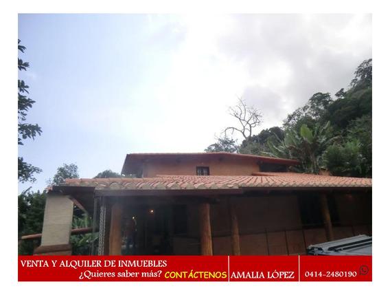 Amalia López Vende Casa En Galipán Mls 18-7681