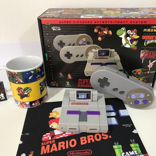 Mini Super Nintendo Retro 10.000 Jogos E 2 Controles