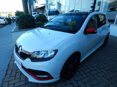Renault Sandero 2.0 16v Hi-flex Rs Racing Spirit Manual