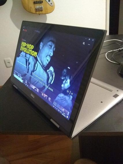 Notebook Dell 2 Em 1 I15-5578 Ci5 8gb 1tb Win10