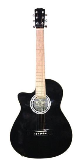 Guitarra Electroacustica Racker Caja 3/4 Zurda