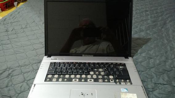 Notebook Lenovo 3000 G530, Usado, Não Funciona, Peças Etc.