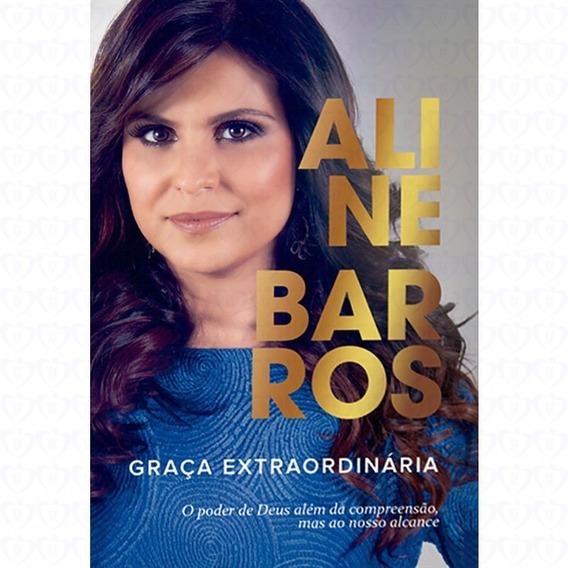 Livro Aline Barros - Graça Extraordinária