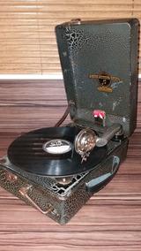 Gramofone Columbia Nº 100 (inglês) Impecável
