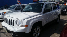 Jeep Patriot 2011 5p Limited Cvt 4x2 Q/c