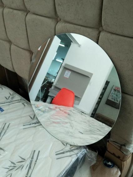 Espelhos Decorativos De Vidro Lmc 60 Cm 02 Unidades