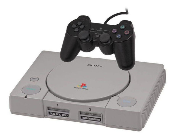 Console Playstation 1 Fat Sony Pronta Entrega