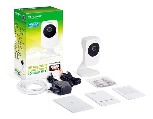 Cámara Día/noche 300mbps Wifi Tp Link Nc250 - Pctecno