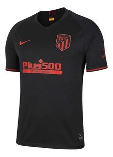 Camisa Do Atlético De Madrid 2019/2020 Oficial - Promoção