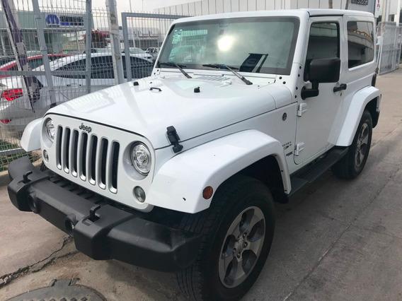 Jeep Wrangler 3.7 Sahara 3.6 4x4 At 2018