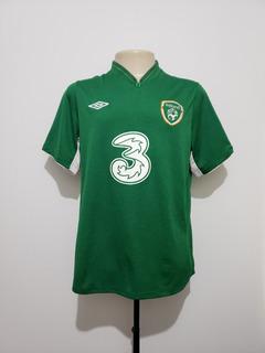 Camisa Oficial Futebol Seleção Irlanda 2012 Home Umbro Tam G