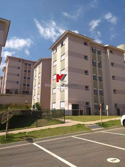 Residencial Joias De Santa Barbara - Apartamento A Venda No Bairro Planalto Do Sol Ii - Santa Bárbara D